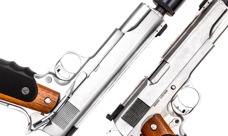 Vorsk Pistols