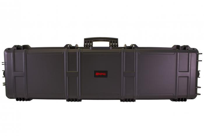Nuprol X-Large Hard Case Noir Noir