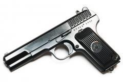 WE TT33 Black Pistol
