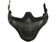 NP Mesh Lower Face Shield V1 - Black