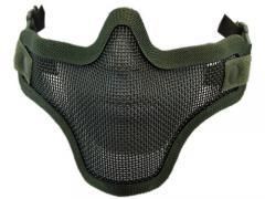 NP Mesh Lower Face Shield V1 - Green