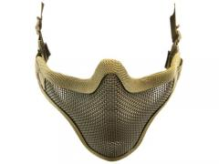 NP Mesh Lower Face Shield V1 - Tan