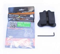 NP F Series Double Magazine Pouch