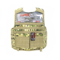 NP PMC Plate Carrier - NP Camo
