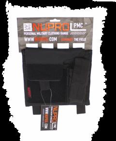 NP PMC Admin Pouch - Black