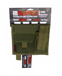 NP PMC Admin Pouch - Green