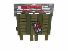 NP PMC Shotgun Shell Panel - Green
