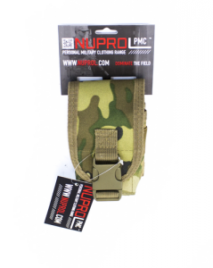 NP PMC Radio Pouch - NP Camo