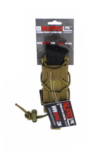 NP PMC Pistol Open Top Pouch - Tan