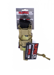 NP PMC Pistol Open Top Pouch - NP Camo