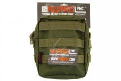 NP PMC Medium Zipped Util Pouch - Green