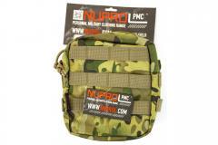 NP PMC Medium Zipped Util Pouch - NP Camo