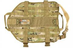 NP Tactical Dog Vest - Large - Camo
