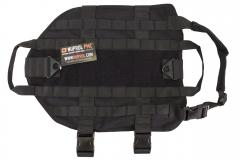 NP Tactical Dog Vest - Medium - Black