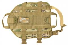 NP Tactical Dog Vest - Medium - Camo