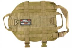 NP Tactical Dog Vest - Medium - Tan