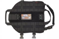 NP Tactical Dog Vest - Small - Black