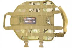 NP Tactical Dog Vest - Small - Camo