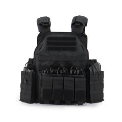 NP PMC Tactical Military Vest - Black