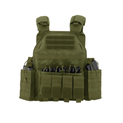NP PMC Tactical Military Vest - Green
