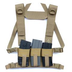 NP PMC Block System Vest - Tan