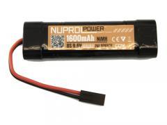 NP Power 1600mah 9.6v NiMH Small Type