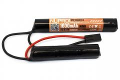 NP Power 1600mah 8.4v NiMH Nunchuck Type