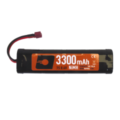 NP Power 3300mAh NiMH 8.4V Large - Deans
