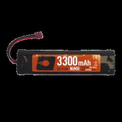NP Power 3300mAh NiMH 9.6V Large - Deans