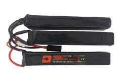 NP Power 3000mah 11.1v 20c  Lipo Nunchuck Type