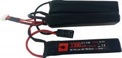 NP Power 3300mah 11.1v 20c  Lipo Nunchuck Type