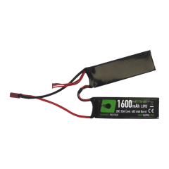 NP Power 1600mAh Lipo 7.4V 20C Nunchuck - Deans