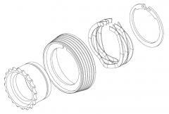 Delta SOPMOD Delta Ring