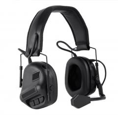 Tactical Comms Headset NR Black