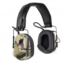 Tactical Comms Headset NR NP Cam