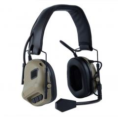 Tactical Comms Headset NR Tan