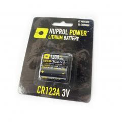 CR123a 3v Battery