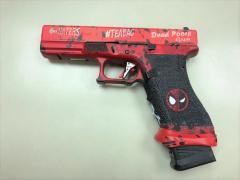 DP17 Blowback Gas Model ( Force Trigger)