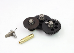 Modify Modular Gear Set - SMOOTH 6mm V2/V3, Torque 21.6:1+Gear Key