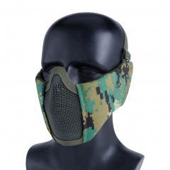 Mask 6 - Digi Woodland