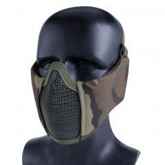 Mask 6 - Woodland