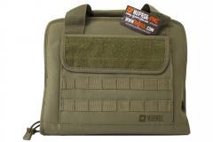 NP PMC Deluxe Pistol Bag - Green