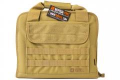 NP PMC Deluxe Pistol Bag - Tan
