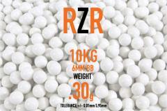 NP RZR 0.30g BB's - 10Kg Bag
