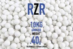 NP RZR 0.40g BB's - 10Kg Bag