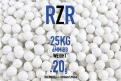 NP RZR 0.20g BB's - 25Kg Bag