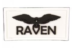 Raven Patch B&W (2018)