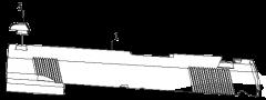 Raven 1911/MEU Slide - Desert