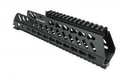 S&T G36K KEYMOD Type Handguard BK