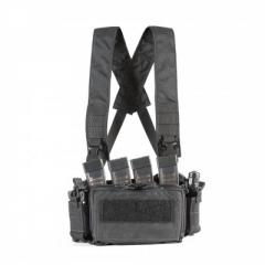 PMC Micro A Chest Rig - Black